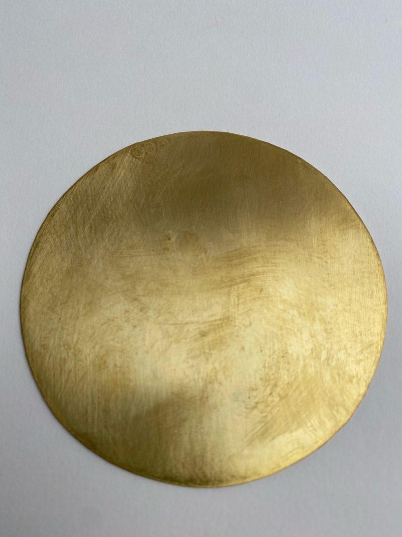 Sous-verres-rond-carré-some-laiton-maroc-marrakech-artisanat-choufchouf-fait à la main-table-décoration